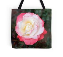 A Rose That Asks ~ What Color Am I? Tote Bag