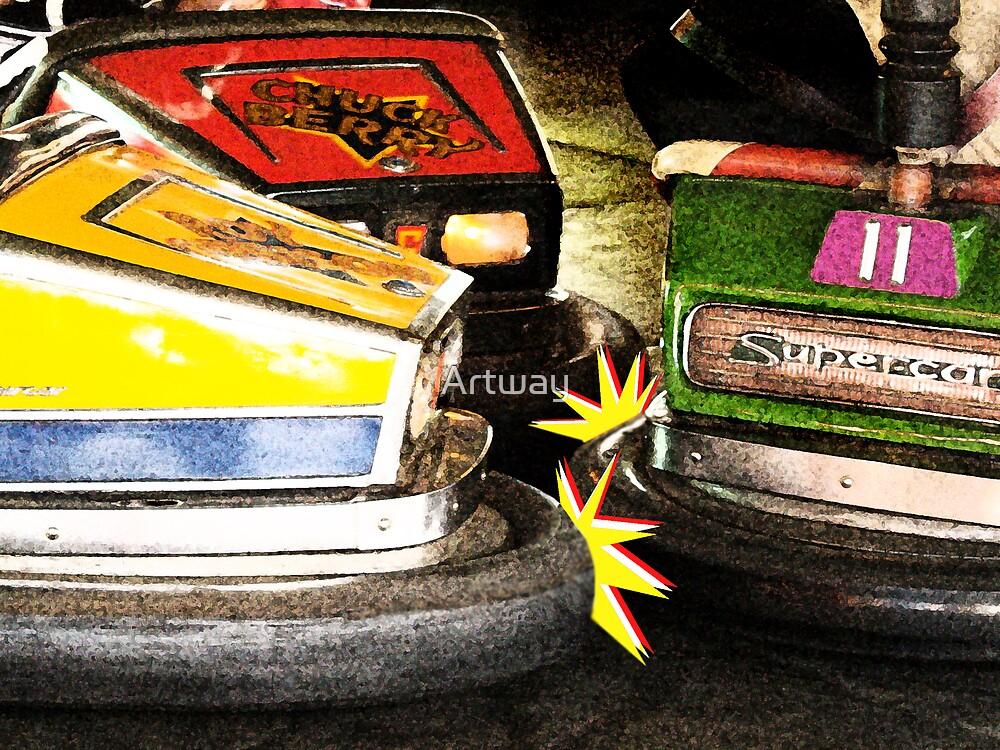Bumper Cars by Artway