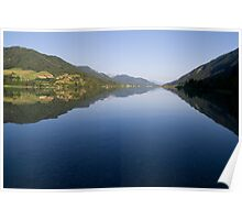 Lake Weissensee Poster