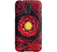 The Sun is the Center Samsung Galaxy Case/Skin