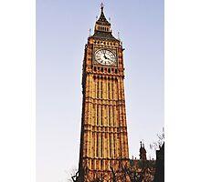 Big Ben 2 Photographic Print