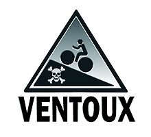 Mont Ventoux Gradient Shirt Skull Cross Bones by movieshirtguy