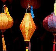Lanterns by HappyYakImages