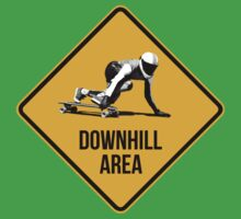 Downhill Area. Skaters and longboarders expected! Kids Clothes