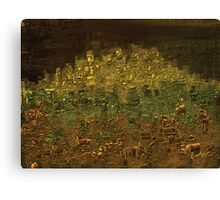 City Of Joy Canvas Print