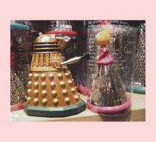 I Will Wait 4U- A Dalek in Love Kids Clothes