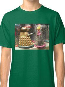 I Will Wait 4U- A Dalek in Love Classic T-Shirt