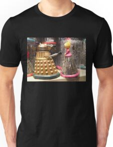 I Will Wait 4U- A Dalek in Love Unisex T-Shirt