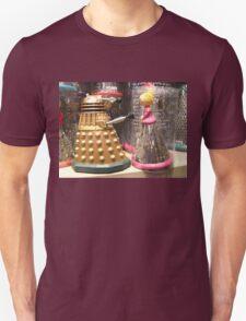 I Will Wait 4U- A Dalek in Love T-Shirt