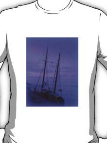 Evening Blue Mist in Topsham T-Shirt