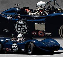 McLaren M1B by TeaCee