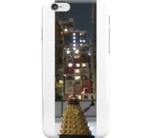 Dalek in the Big City iPhone Case/Skin