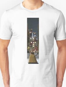 Dalek in the Big City T-Shirt