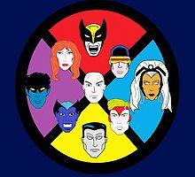 Classic X-Men by FlyingDreamer