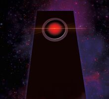 2001: A Space Odyssey by Nathan Anderson