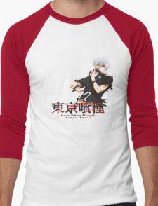 1000 minus 7 Men's Baseball ¾ T-Shirt