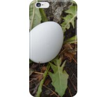 Little Oeuf iPhone Case/Skin