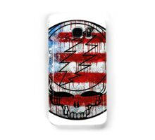 Grateful Dead Deadhead American Flag Samsung Galaxy Case/Skin