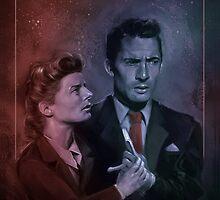 Spellbound 1945 by Tegan  Harvey