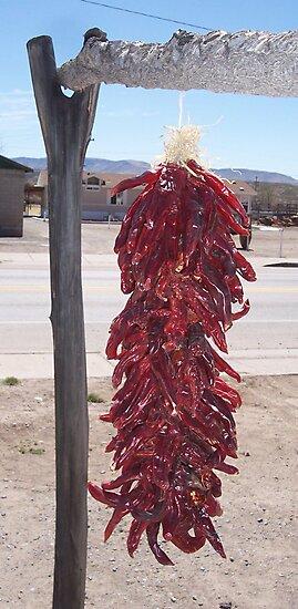peppers by Sheila McCrea