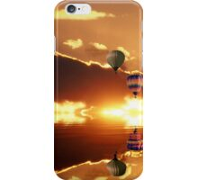 In the quiet moments iPhone Case/Skin