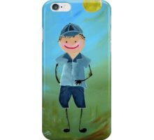 The other brother iPhone Case/Skin