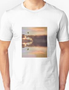 A moment of calm Unisex T-Shirt
