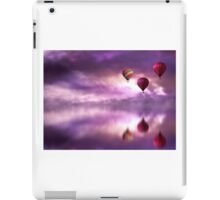 Into the clouds iPad Case/Skin