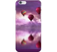 Into the clouds iPhone Case/Skin