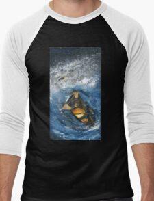 Moby Dick Men's Baseball ¾ T-Shirt