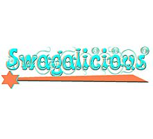 SWAGALICIOUS Photographic Print