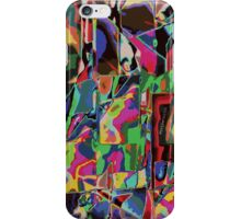 Psychmaster Cacophony of The Mind iPhone Case/Skin