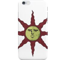 Solaire's Sun iPhone Case/Skin
