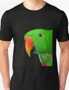 Male Eclectus Parrot  T-Shirt