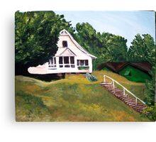 """""""Kaufmann Camp"""" Canvas Print"""