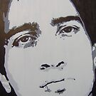 RED HOT CHILI PEPPERS- JOHN FRUSCIANTE by Laura McDonald