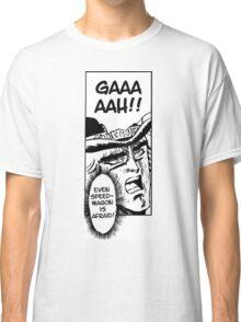 Even SpeedWagon is Afraid Classic T-Shirt