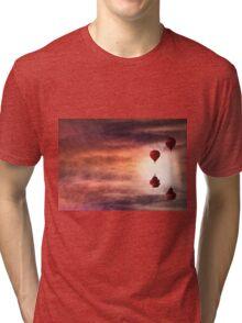 Tranquil times Tri-blend T-Shirt