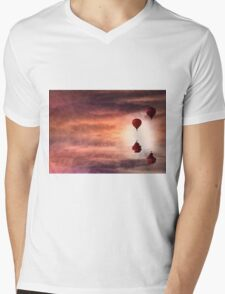 Tranquil times Mens V-Neck T-Shirt