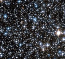 Glitter Galaxy Sticker