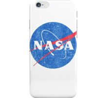 Vintage NASA iPhone Case/Skin