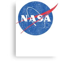 Vintage NASA Canvas Print
