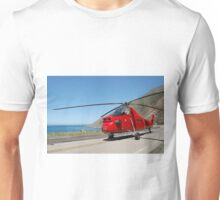 Engine 58 At Ragged Point Unisex T-Shirt