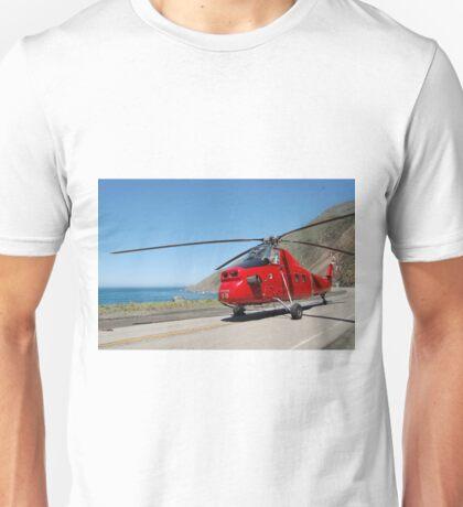 Engine 58 At Ragged Point Unisex T-Shirt