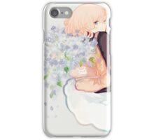 flower overflow iPhone Case/Skin