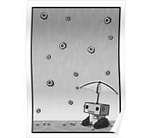 Raining Bolts Poster
