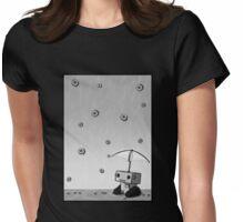 Raining Bolts Womens Fitted T-Shirt