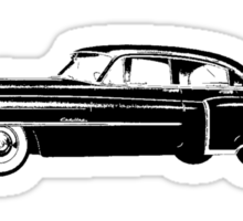1951 Cadillac Sticker