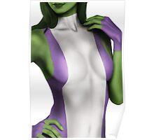She-Hulk Poster