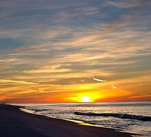 Gulf Shore Sunrise by Mark McKinney